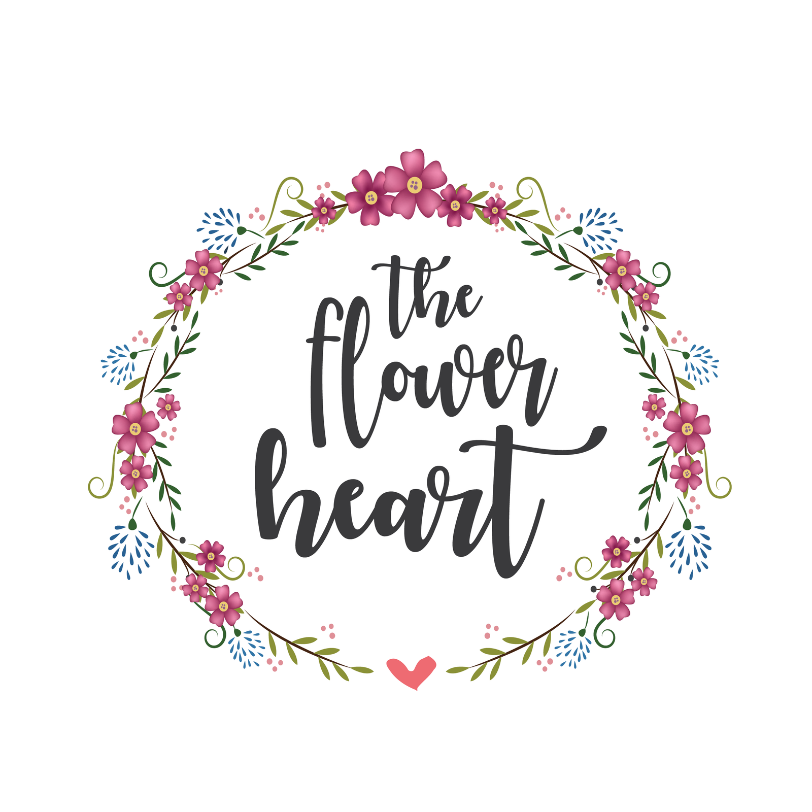The Flower Heart