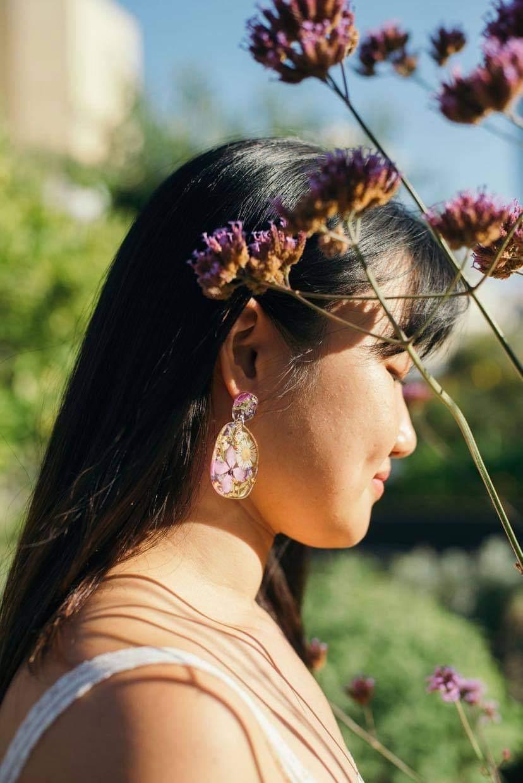 Fairy Bells Statement Earrings