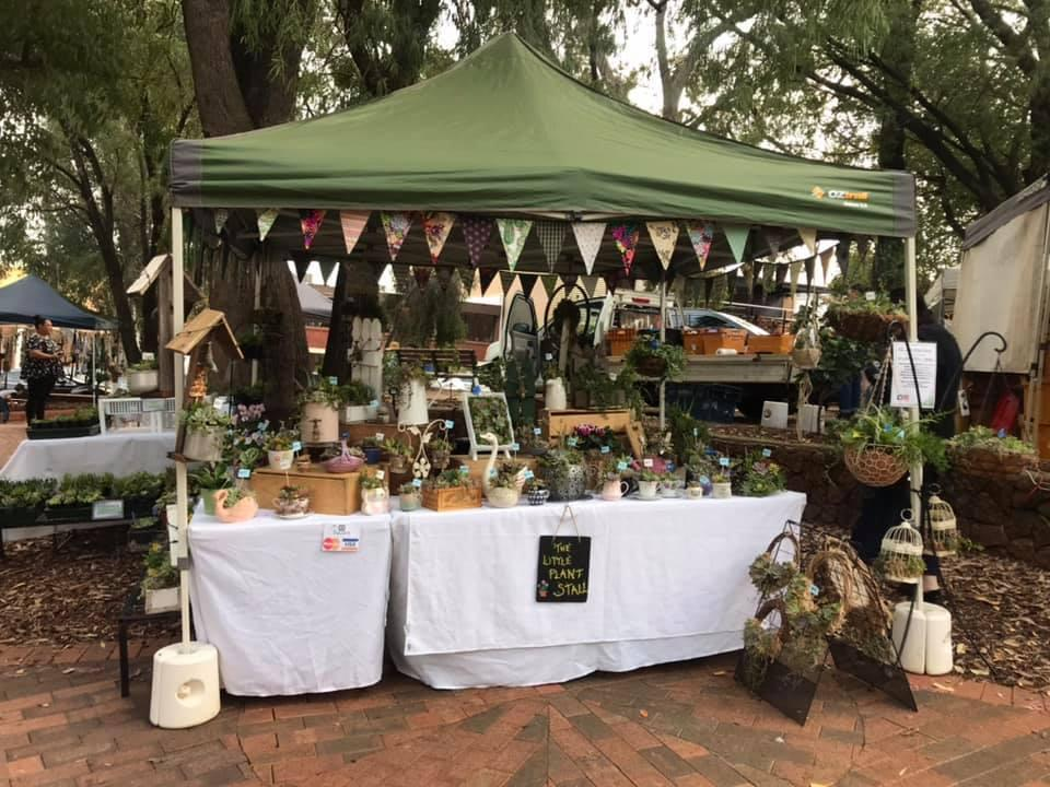 The Little Plant Stall