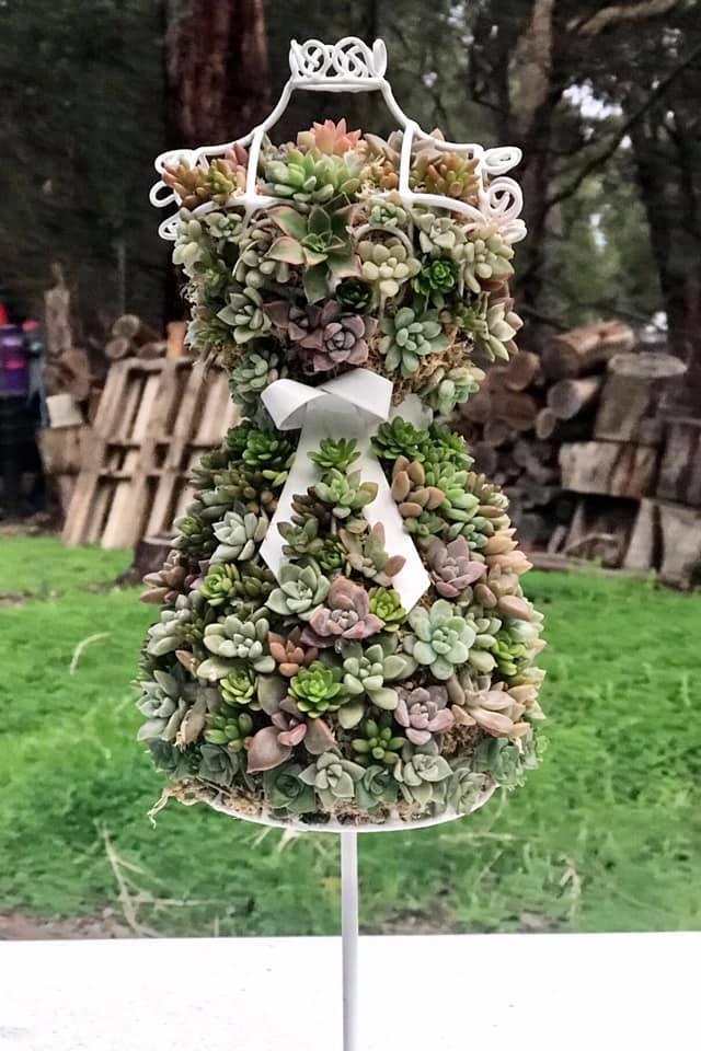 Succulent Mannequin