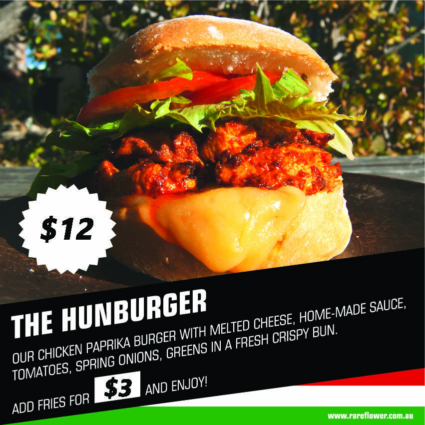 The Hunburger