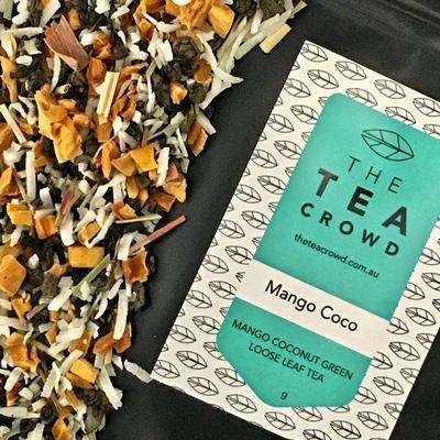 The Tea Crowd - Mango Coco