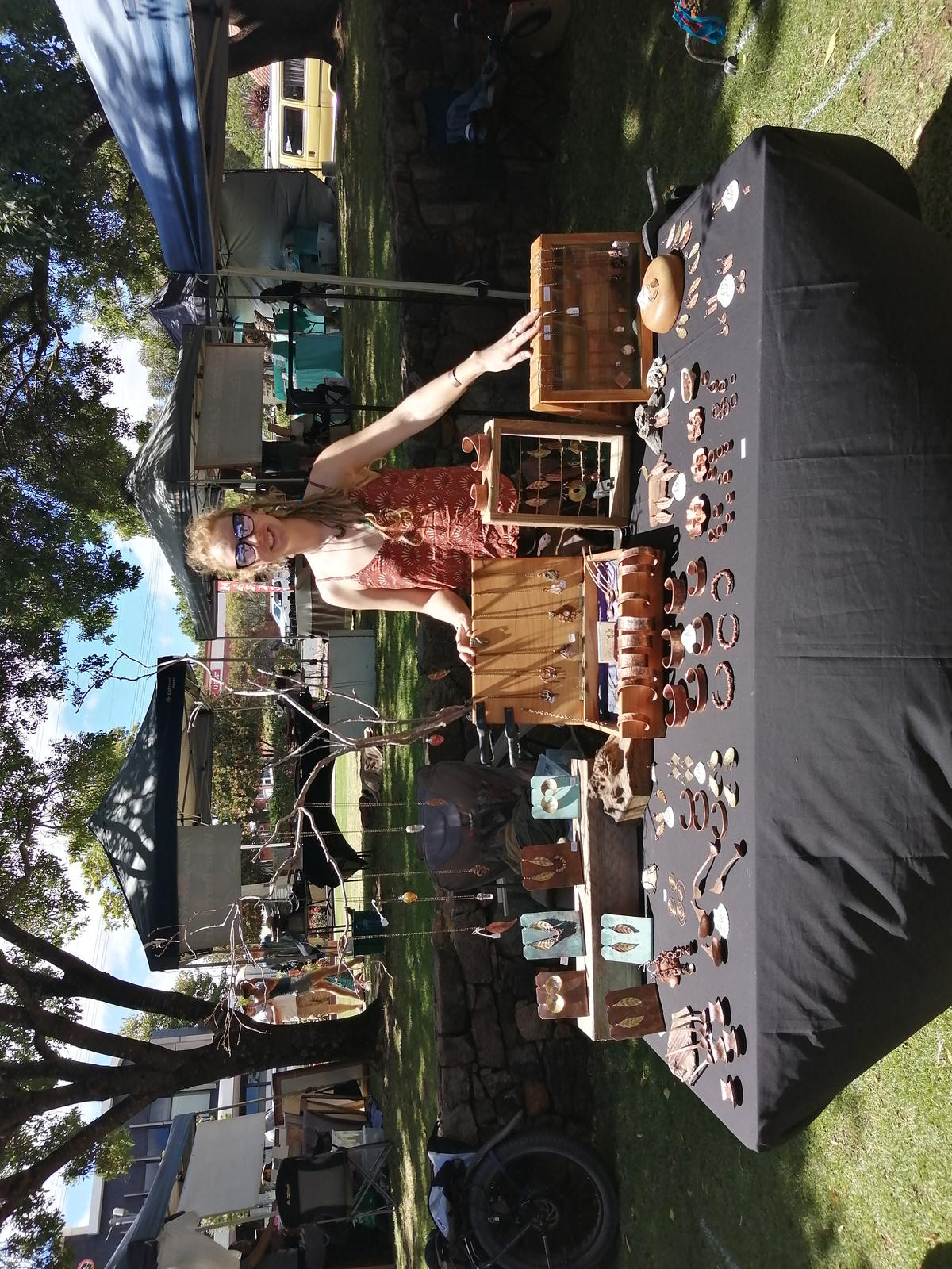 The Woodland Witch at Margaret River Sunday Market
