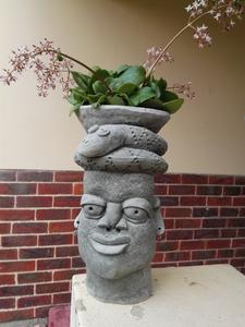 The head gardener