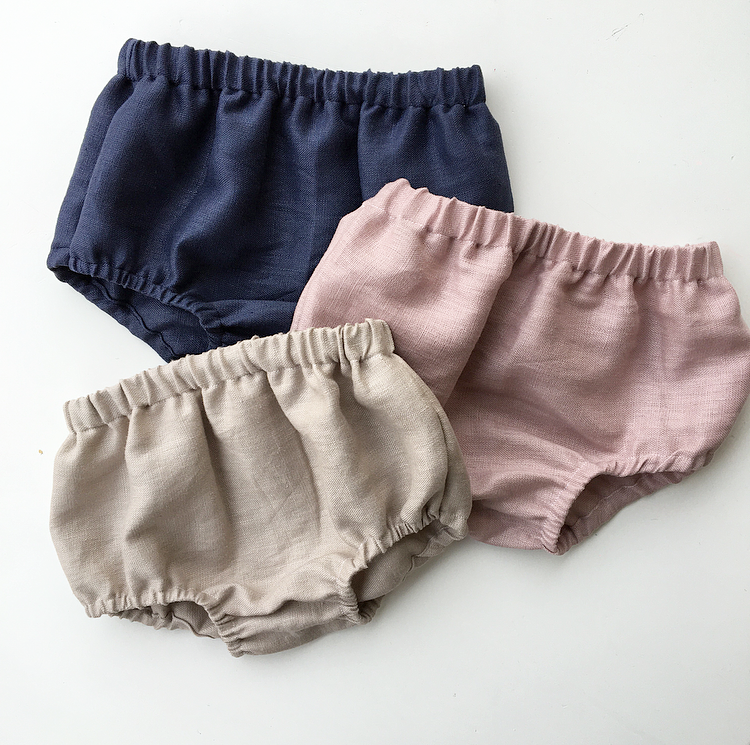 Linen Nappy Covers