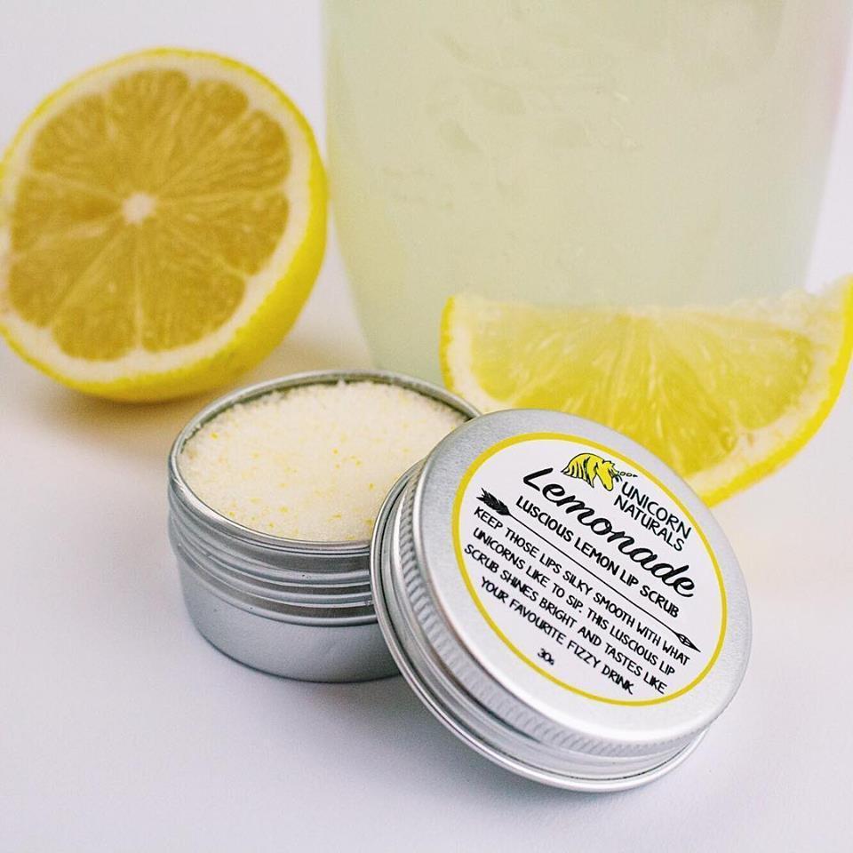 Lemonade - Lip Scrub