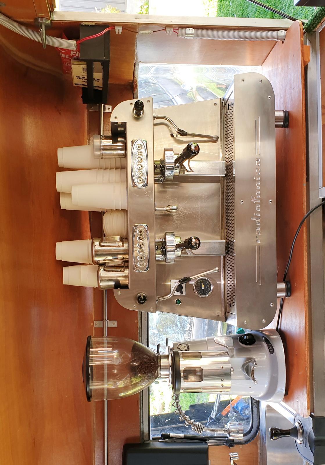 Van-tastic coffee