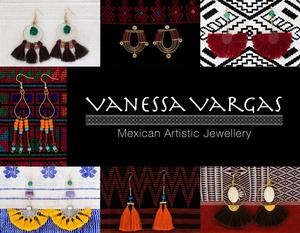 Vanessa Vargas - Mexican Artistic Jewellery
