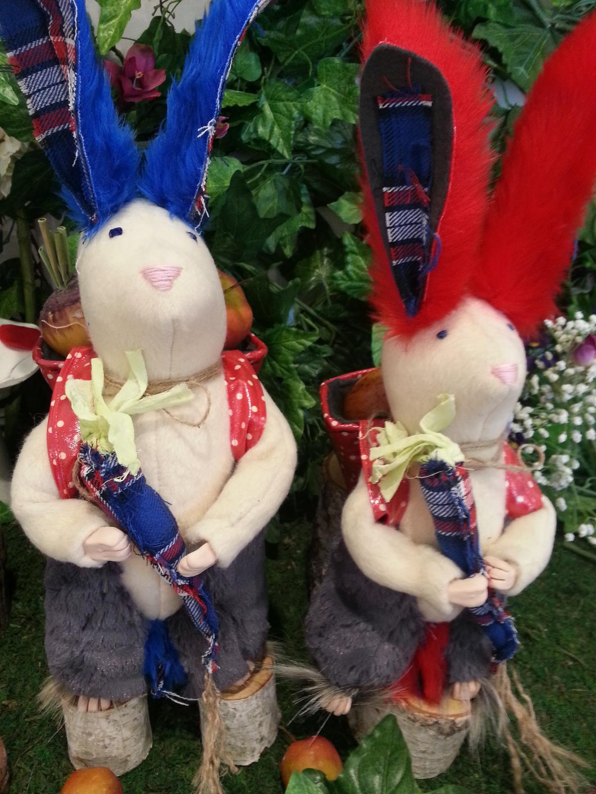Rockabilly Bunnies