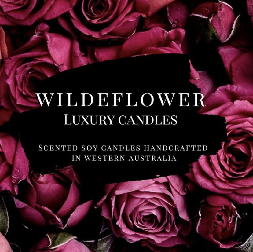 Wildeflower Luxury Candles
