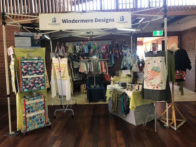 Inside market display