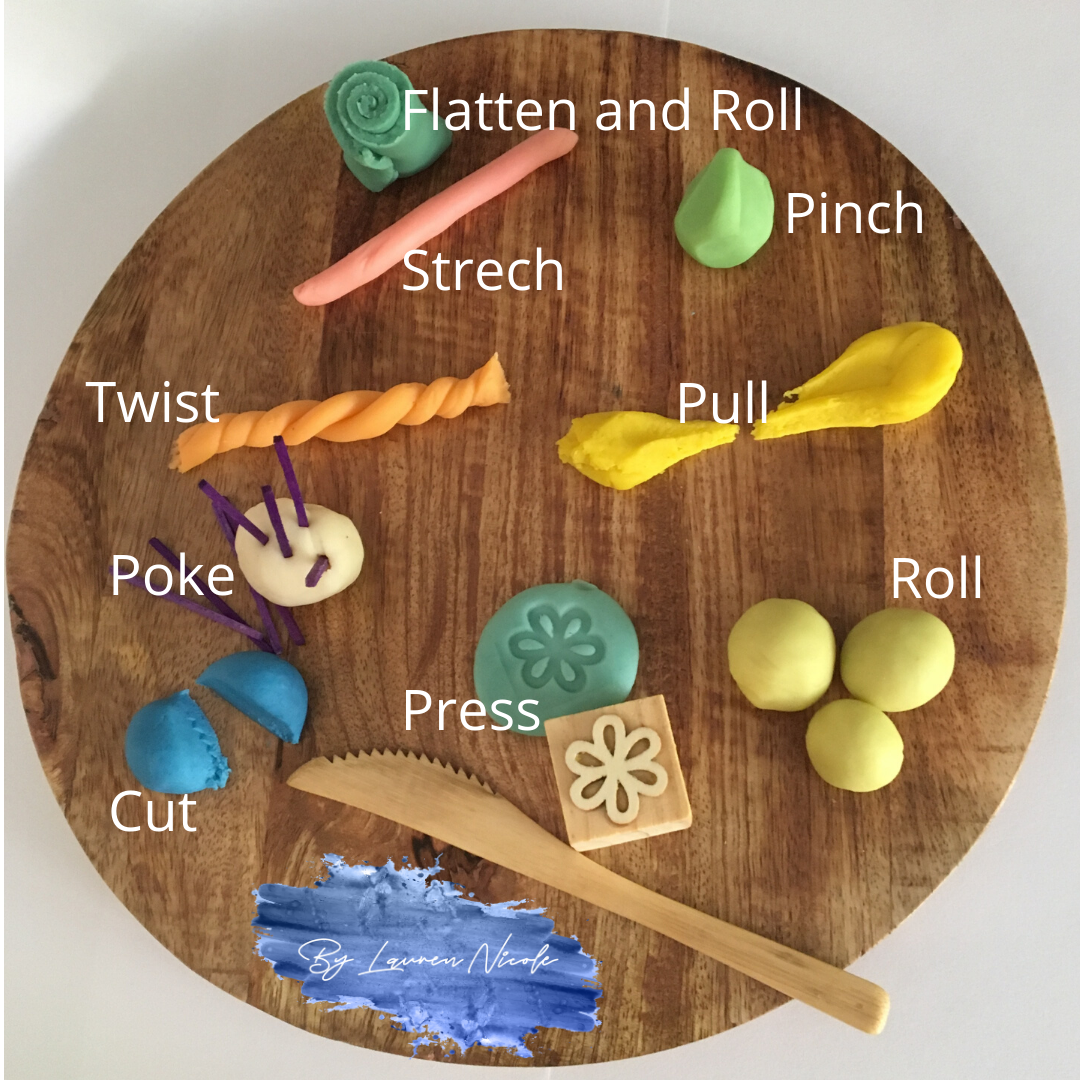 Sensory Squish Ideas