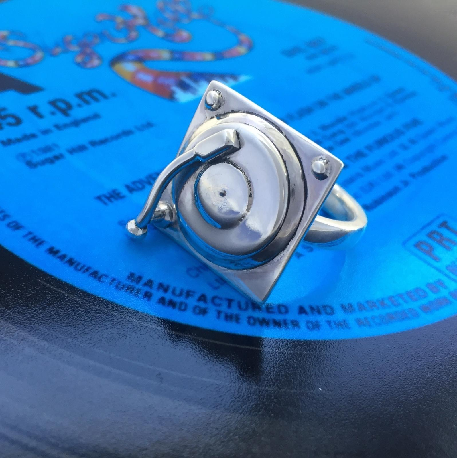 Record Player Turntable Ring