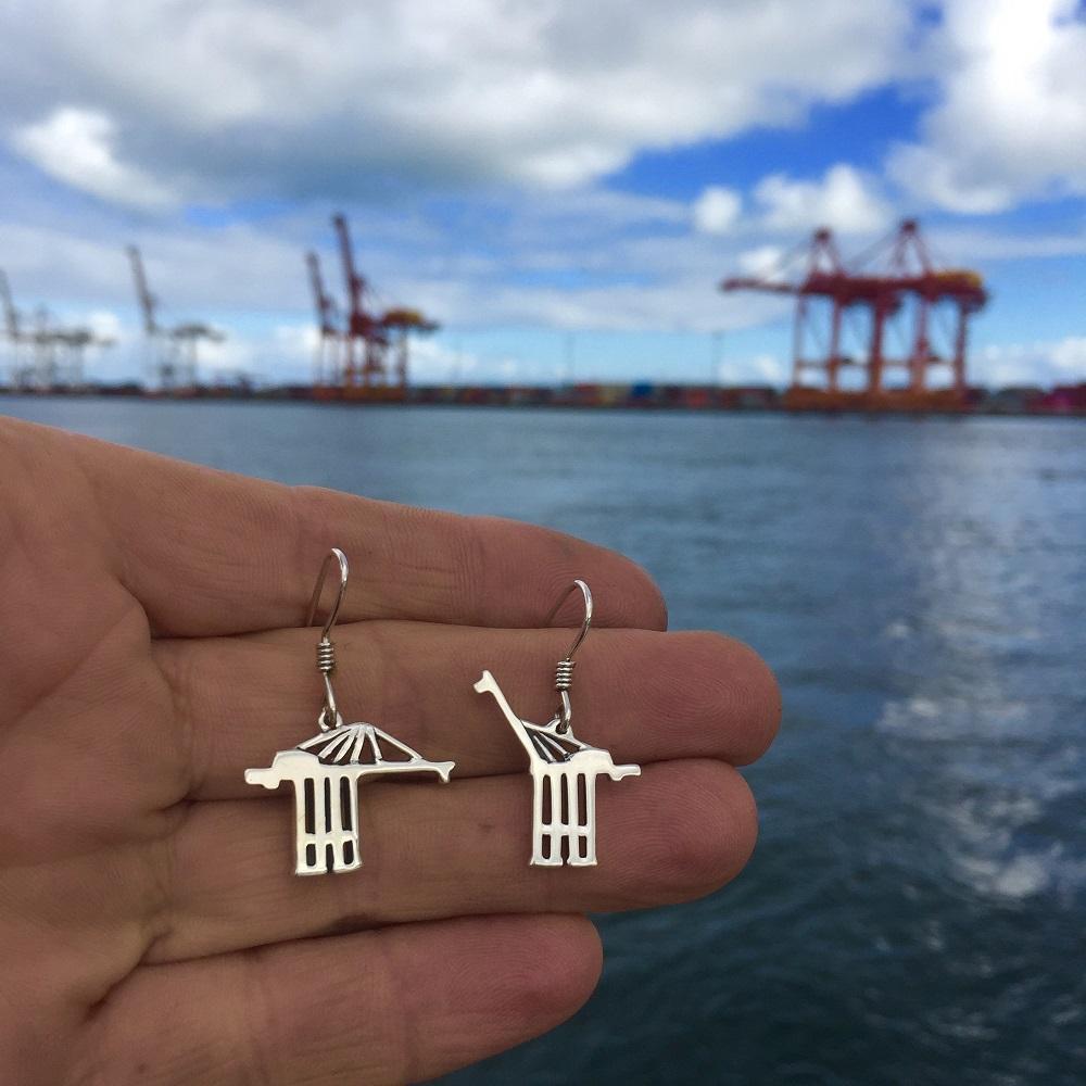 Fremantle Cranes