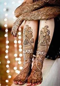 organic henna tattoos
