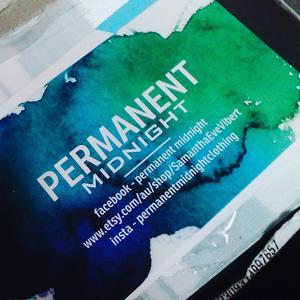 permanent midnight clothing