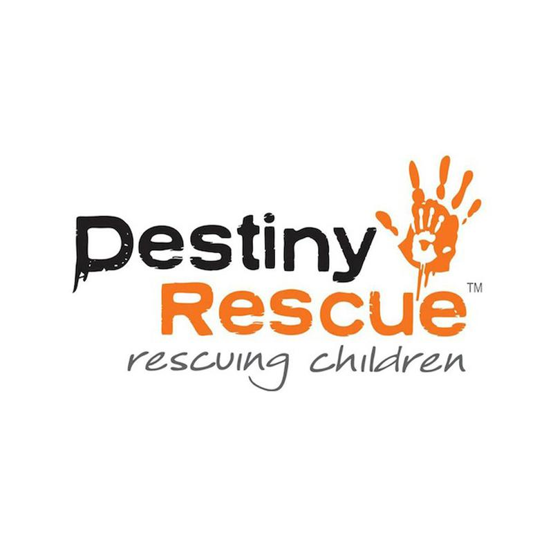 Destiny Rescue Logo