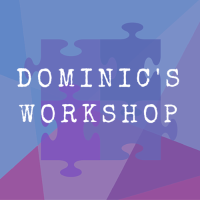 Dominic's Workshop Logo