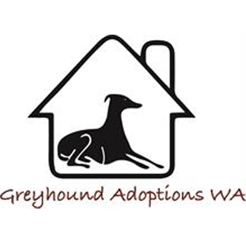 Greyhound Adoptions WA Logo